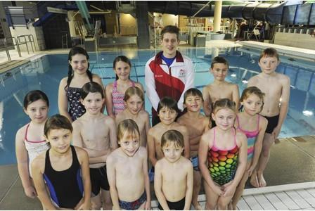 Diver James Denny Makes A Splash At Cambridge Dive Centre Sports For Schools