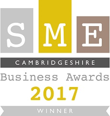 Cambridge Business of the Year - WINNERS!