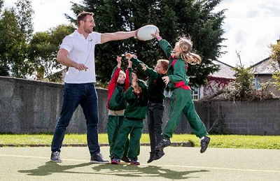 Sports for Schools scheme to launch in Northern Ireland