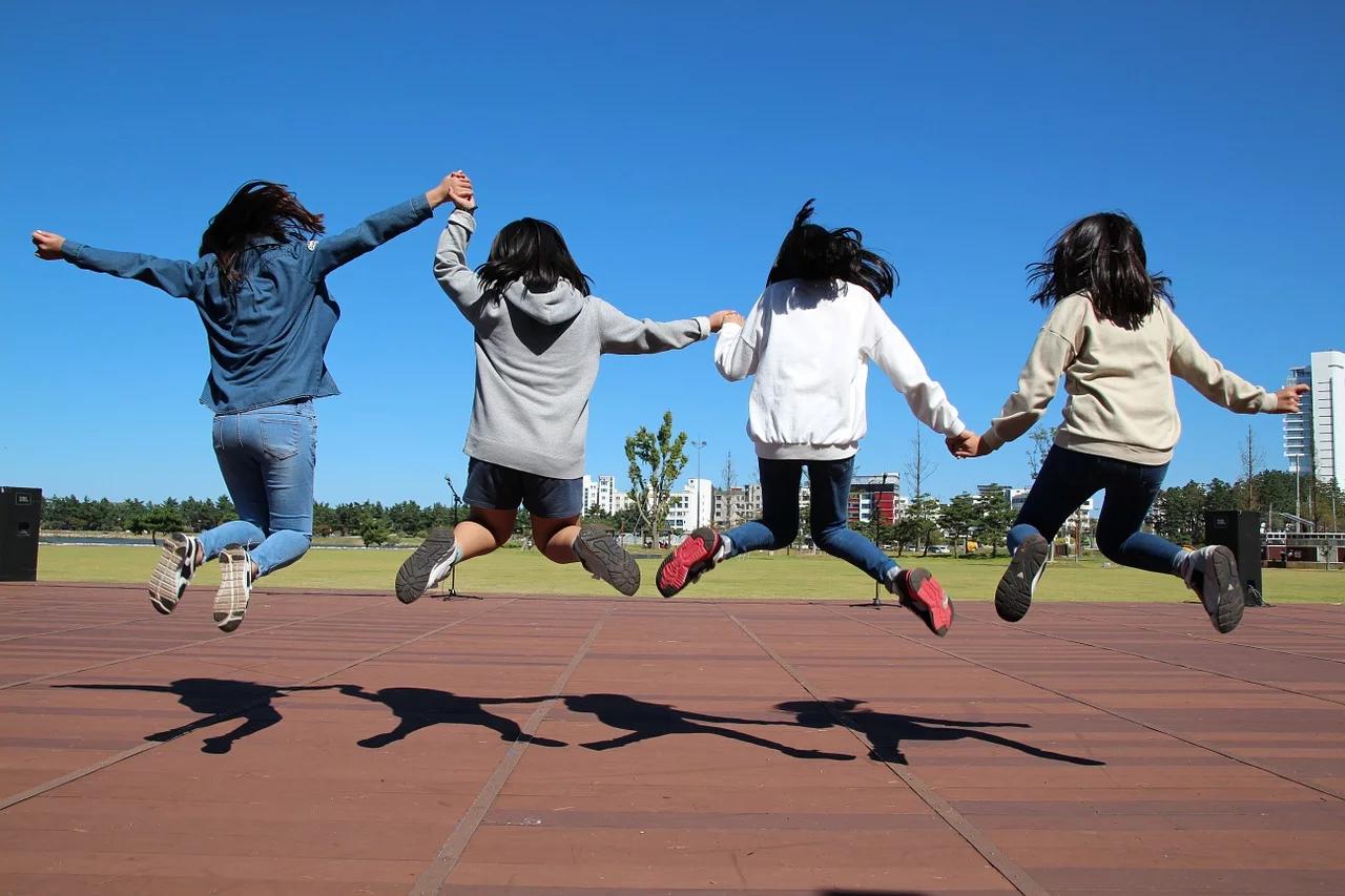 20 ways to get children active at school